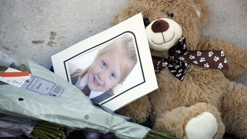 Pathologist John Williams carried out a post-mortem examination on the six-year-old after she was found dead in a wooded area on the Isle of Bute.