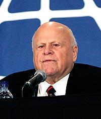 Bruton Smith bought Kentucky Speedway in 2008 with the hope of bringing a Cup race there
