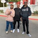 "<p>The 49-year-old rapper has revealed that he has voted for the first time. Snoop said <a href=""https://www.independent.co.uk/arts-entertainment/music/news/snoop-dogg-vote-2020-election-trump-joe-biden-a9555736.html"" rel=""nofollow noopener"" target=""_blank"" data-ylk=""slk:in a June interview"" class=""link rapid-noclick-resp"">in a June interview</a> that he was under the impression he couldn't vote because of his criminal record but now that his record has been expunged, he can.</p><p>'I ain't never voted a day in my life, but this year I think I'm going to get out and vote because I can't stand to see this punk in office one more year,' the 'Gin and Juice' rapper said.</p><p><a href=""https://www.instagram.com/p/CGvybednvIJ/"" rel=""nofollow noopener"" target=""_blank"" data-ylk=""slk:See the original post on Instagram"" class=""link rapid-noclick-resp"">See the original post on Instagram</a></p>"