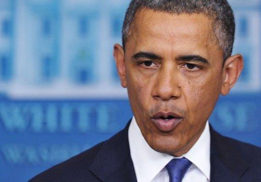 Obama blames Republicans as cliff talks go to wire