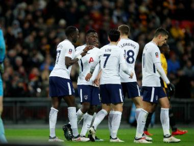 FA Cup: Tottenham Hotspur end brave Newport County's run with comfortable win in fourth-round replay