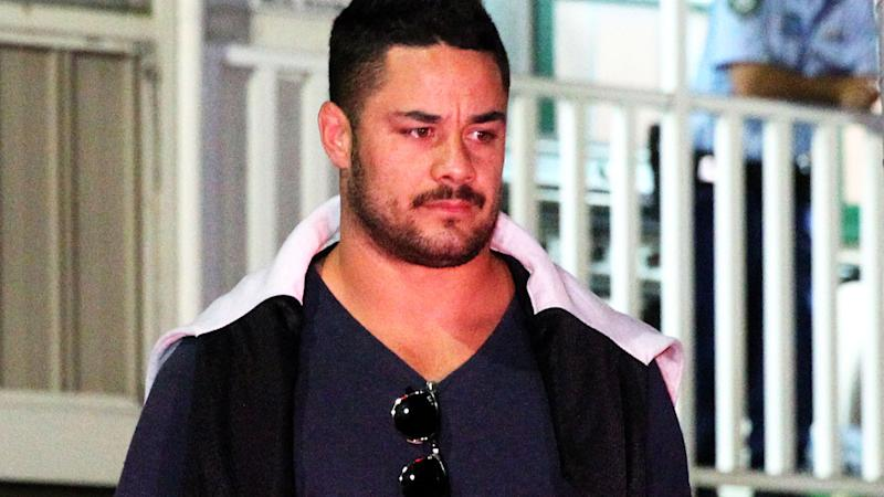 NRL: The message woman reportedly sent to Jarryd Hayne ...