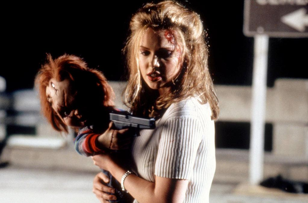 "ACTOR: <a href=""http://movies.yahoo.com/movie/contributor/1800018759"">Katherine Heigl</a>  MOVIE: ""Bride of Chucky"" (1998)    Before she hit the A-list thanks to ""Grey's Anatomy"" and ""Knocked Up,"" Katherine Heigl played Jade, a teenaged con artist who, along with her boyfriend, gets kidnapped by a pair of apple-cheeked dolls with the souls of Ted Bundy. As Heigl <a href=""http://www.people.com/people/katherine_heigl/biography"">recalled</a>, ""The more seriously you try to take something like this, the more ridiculous it seems. Working on it in Toronto, it seemed to get funnier and funnier, as we kept adding things in.""    Though generally panned by critics, the movie actually proved to be the most profitable flick in the franchise. It even managed to beat out the Oprah Winfrey vehicle ""The Beloved."" Winfrey admitted in an <a href=""http://nymag.com/daily/entertainment/2011/01/how_bride_of_chucky_ruined_opr.html"">interview</a> with Piers Morgan that the defeat sent her into ""a massive, depressive macaroni-and-cheese-eating tailspin. I remember hearing on Saturday morning that we got beat by something called 'Chucky.' I didn't even know what 'Chucky' was."""