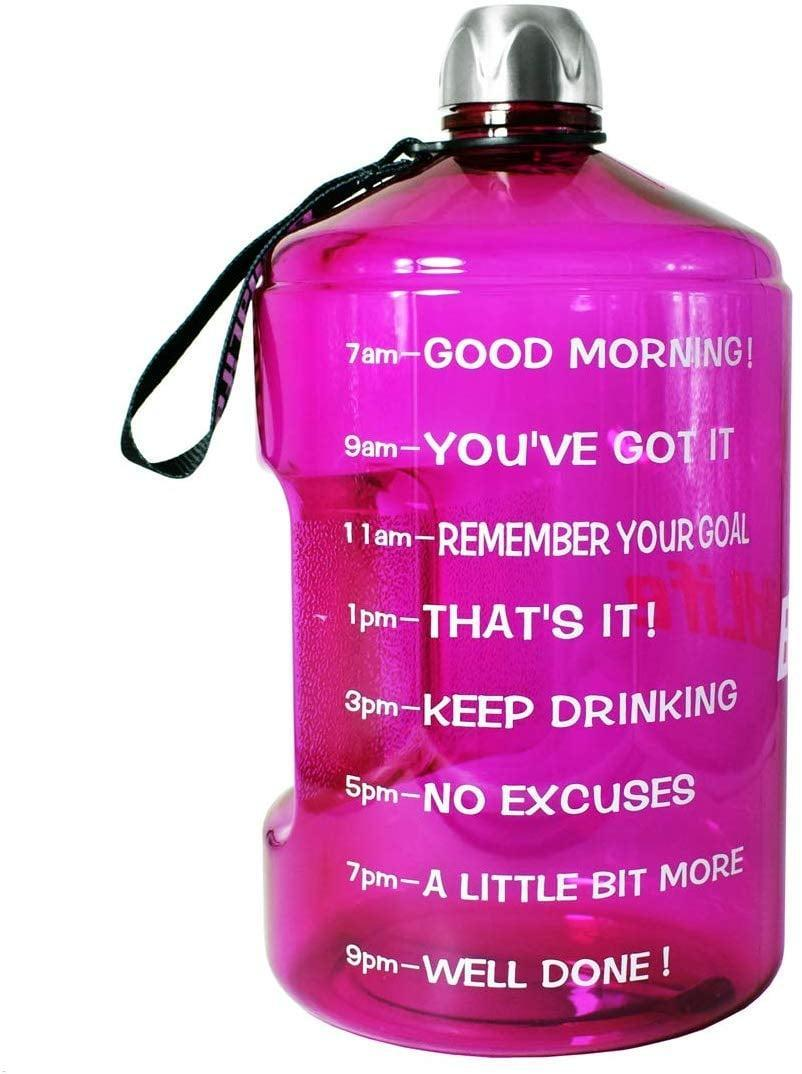 <p>Yes, we'd like to buy these motivational <span>BuildLife 1 Gallon Water Bottles</span> ($16) in bulk.</p>