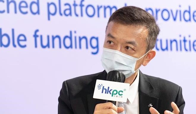 Dr Daniel Yip, chairman of the Federation of Hong Kong Industries, said firms needed to diversify. Photo: Handout