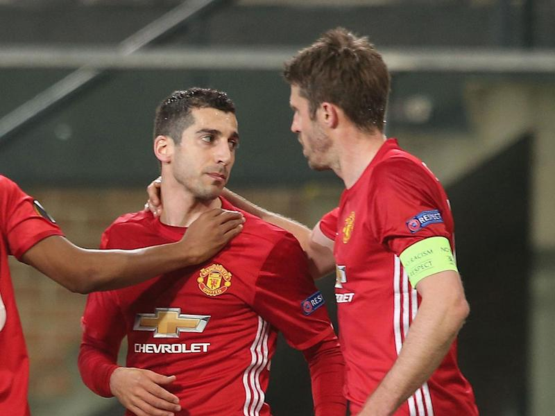 Michael Carrick believes Manchester United must start being more ruthless: Getty