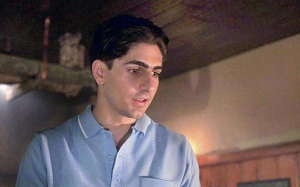 Michael Imperioli played Christopher Moltisanti in HBO's 'The Sopranos' (Credit: Warner Bros)