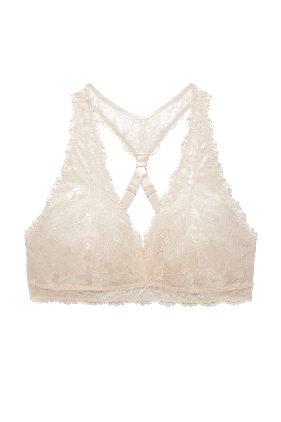 "<p><strong>Savage X Fenty</strong></p><p>savagex.com</p><p><strong>$38.00</strong></p><p><a href=""https://go.redirectingat.com?id=74968X1596630&url=https%3A%2F%2Fwww.savagex.com%2Fshop%2Ffloral-lace-bralette-bb1934840-2454-8911420%3FisClickFromPdp%3Dtrue&sref=https%3A%2F%2Fwww.marieclaire.com%2Ffashion%2Fg32869396%2Fbest-bralettes%2F"" rel=""nofollow noopener"" target=""_blank"" data-ylk=""slk:SHOP IT"" class=""link rapid-noclick-resp"">SHOP IT</a></p><p>A racerback style is a good pick if you like sportier pieces. This option still maintains a sense of femininity thanks to the lace and adds a hint of sultriness with the plunging neckline fit. The bralette is unlined, but has tulle lined cups for support and features adjustable elastic straps. <br></p>"