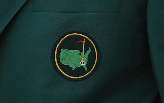 The winner of the Masters is awarded a green jacket - Getty Images North America