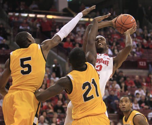 Ross leads No. 4 Ohio State over Northern Kentucky