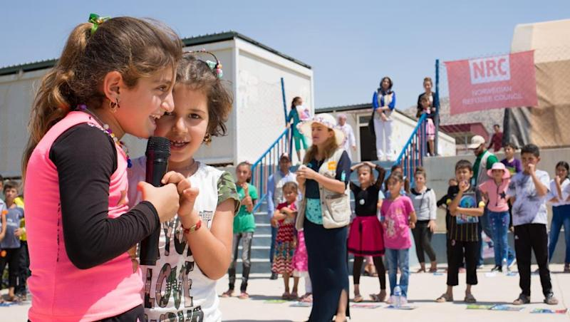 The lost childhood of traumatised Yazidi children abducted by IS