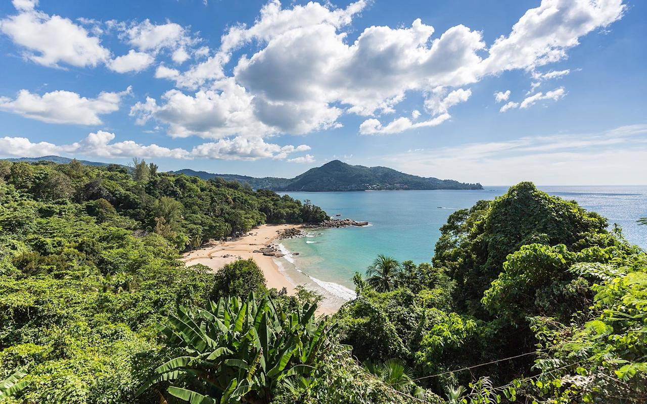 """<p>With a new 12-lane highway and a seriously upgraded airport, it's finally getting easier to travel around <a href=""""https://www.travelandleisure.com/trip-ideas/island-vacations/phuket-thailand-travel-guide"""" target=""""_blank"""">the Thai island of Phuket</a>. And thanks to a slew of new luxury hotel openings, the infamous party island is taking a more upscale turn. One of the most anticipated openings, Rosewood Phuket, has upped the ante on the island with 71 eco-villas and pavilions overlooking Emerald Bay on the southeastern coast. Meanwhile, the 40-room Baba Beach Club brings a bit of Ibiza to the Phang Nga's pristine shores. On Chalong Bay, travelers can also bed down at the new Anayara Retreat Panwa: an all-villa hillside boutique resort.</p>"""
