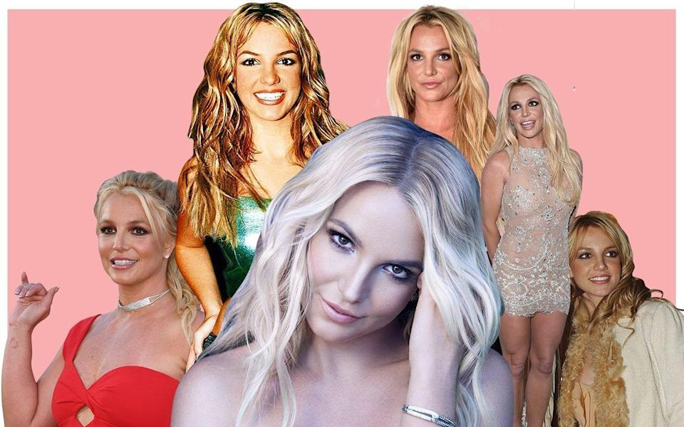 Britney Spears has spent the majority of her life in the public eye
