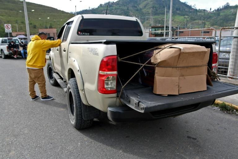 Relatives started arriving to collect the remains of loved ones killed in gang warfare at four prisons in Ecuador February 23, 2021