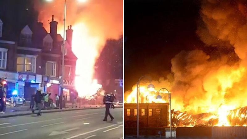 Indian-origin family from Mauritius among missing in Leicester fire