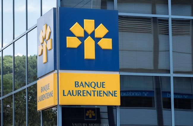 Laurentian Bank ending teller services at nearly all branches as of Monday