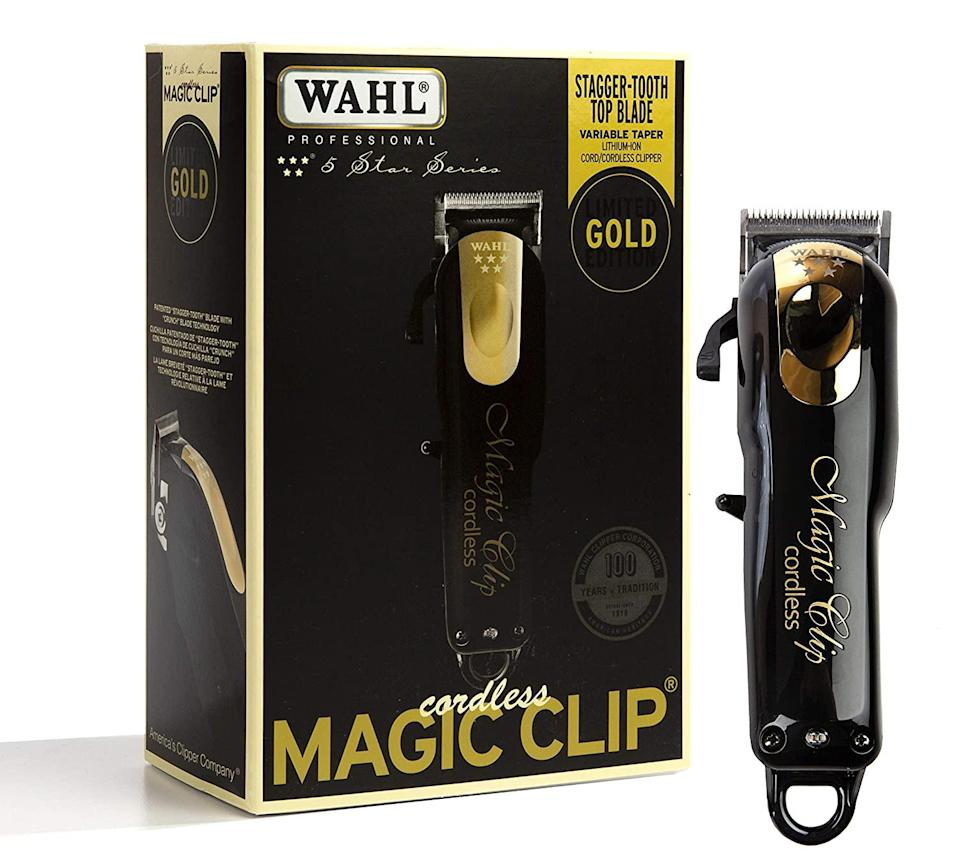 best cordless hair trimmers, Wahl Professional 5-Star Limited-Edition Cordless Magic Clip
