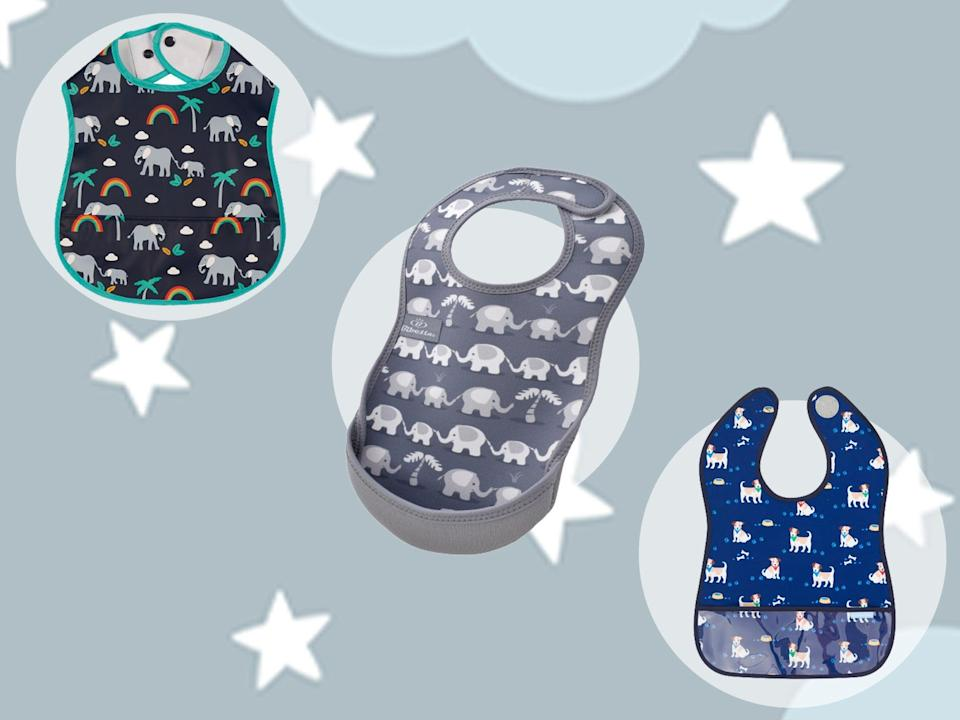 <p>We recruited our 11-month-old tester to try these bibs out, judging them on style, cost, ease of use and durability</p> (The Independent/iStock)