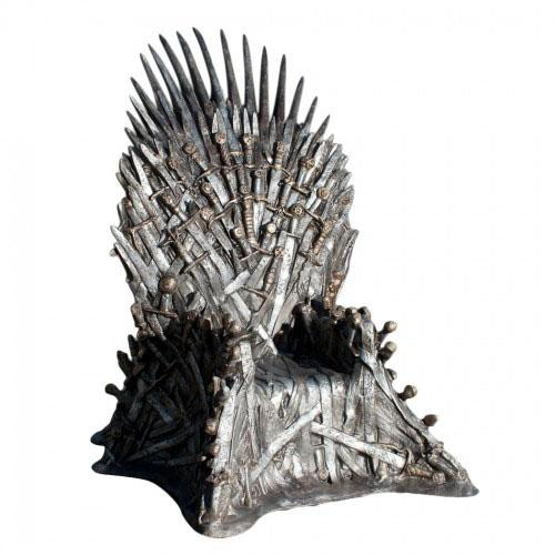 "<b>SPLURGE & EXPERIENCE GIFTS<br><br>""Game of Thrones"" Throne</b><br>You have to be a really big ""GoT"" fan -- with a really big bank account -- to shell out $30K for this realistic replica of the Iron Throne, the seat that was formed by a dragon blowing its fiery breath on a thousand swords. What's almost as much fun as inviting your friends over to sit on the Iron Throne? Reading <a href=""http://store.hbo.com/game-of-thrones-life-size-replica-iron-throne/detail.php?p=373634&v=hbo_shows_game-of-thrones&pagemax=all#tabs"">the reviews</a> by the show's incredulous fans regarding the collectible's hefty price tag.<br><br><a href=""http://store.hbo.com/game-of-thrones-life-size-replica-iron-throne/detail.php?p=373634&v=hbo_shows_game-of-thrones&pagemax=all"">HBO.com</a>, $30,000 (plus $1,800 shipping)<br><br><a href=""http://tv.yahoo.com/news/-game-of-thrones--season-3-preview--new-characters--new-locations--new-stories-043525063.html"">Check out a Season 3 preview of 'GoT'</a>"