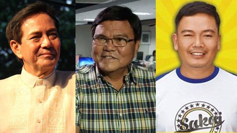 Bzzzzz: Labella drops condition on P5M barangay aid; Rama's pitch did it?