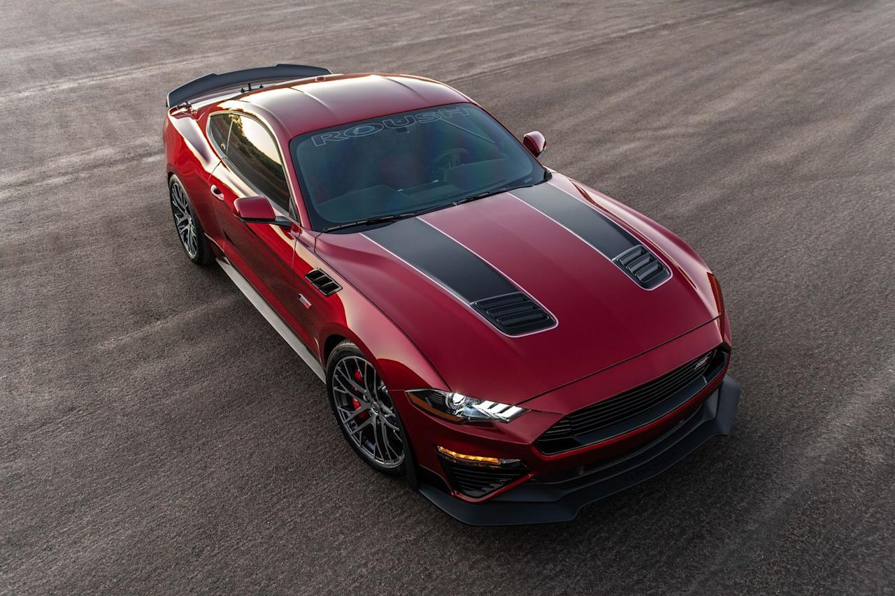 <p>2020 Ford Mustang Jack Roush Edition</p>