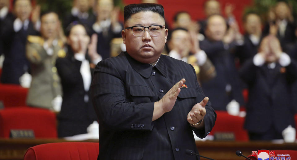 North Korea has issued a fierce warning to the US. Source: AP