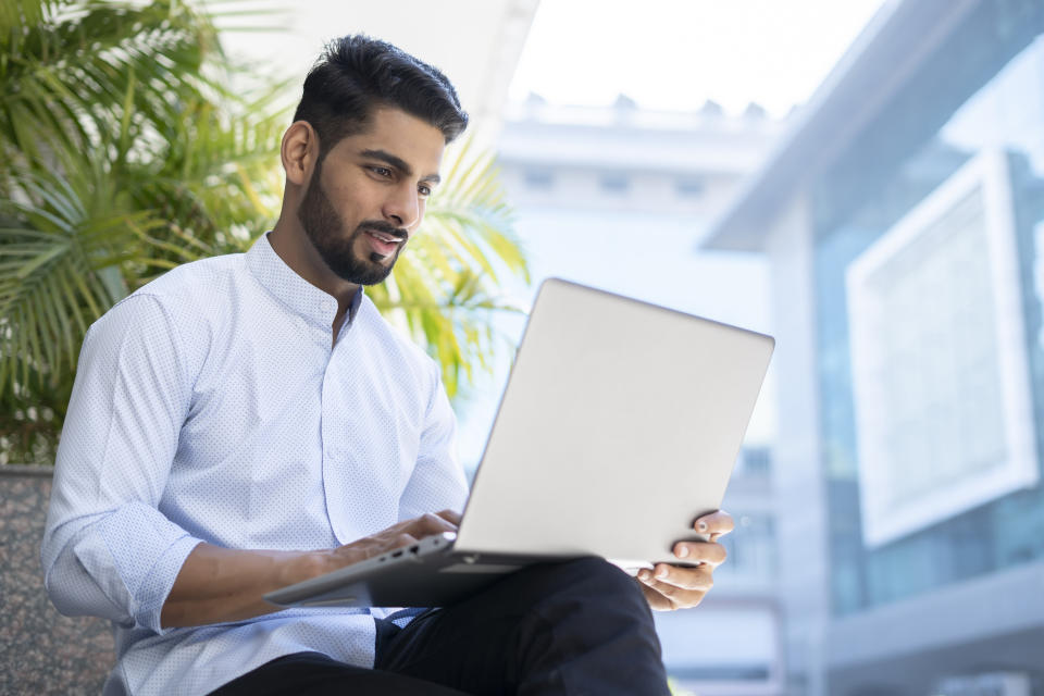 Cybercriminals often try to trick you into clicking on a link or opening an attachment that they will then use to steal your personal information. (Photo: Getty)