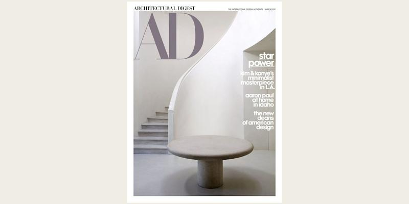 Photo credit: Architectural Digest