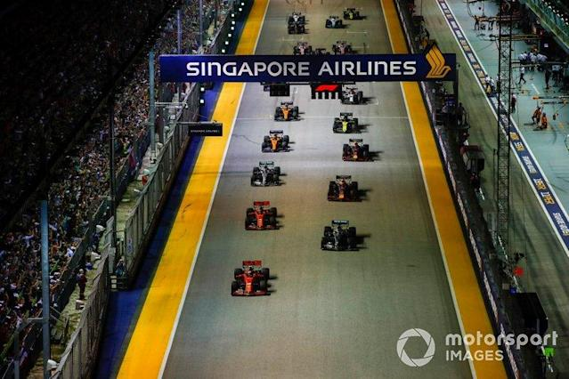 "Singapour <span class=""copyright"">Joe Portlock / Motorsport Images</span>"