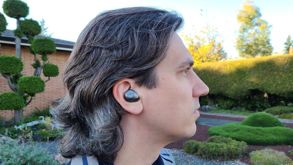 We love the Jabra Elite 85t earbuds—they're the best mix of features, usability and controls.