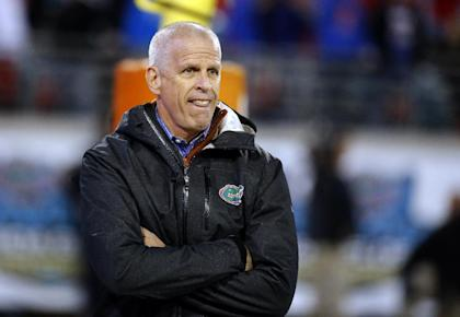 Much is at stake for Florida AD Jeremy Foley. (AP)
