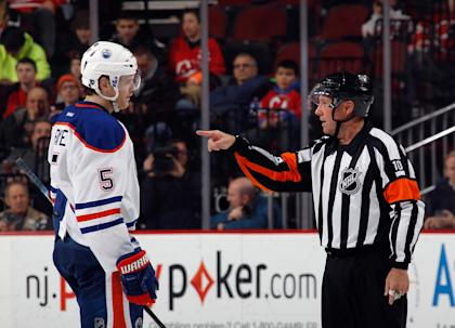 After nearly 1,600 NHL games, Paul Devorski is getting ready to hang up his whistle. (Getty)