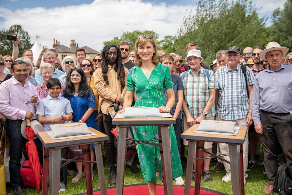 'Antiques Roadshow' has been open to members of the public to attend filming for the past 40 years. (BBC)
