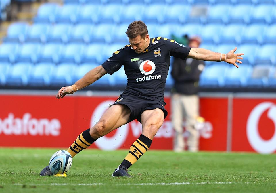 Jimmy Gopperth is one of just seven Wasps players who experienced the 2017 final defeatGetty