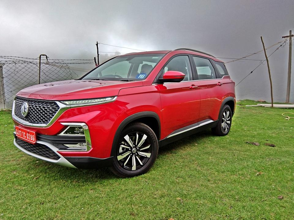 The year 2019 belonged to the new entrants as MG Motors also stole the show with its Hector. At a time of sluggish auto sales, MG actually stopped taking bookings due to huge demand.