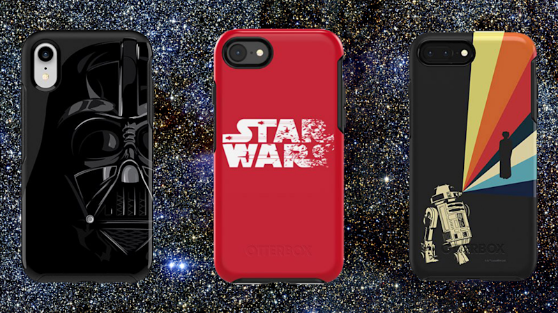 Save 15 percent on Star Wars smartphones cases. (Photo: OtterBox)