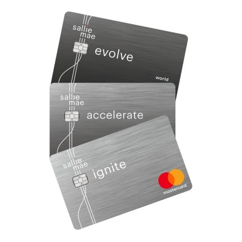 Sallie Mae Launches New Credit Cards Designed for College Students and Young Adults