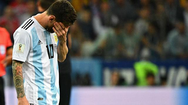 'Cry for me Argentina' - Football world reacts to La Albiceleste demolition