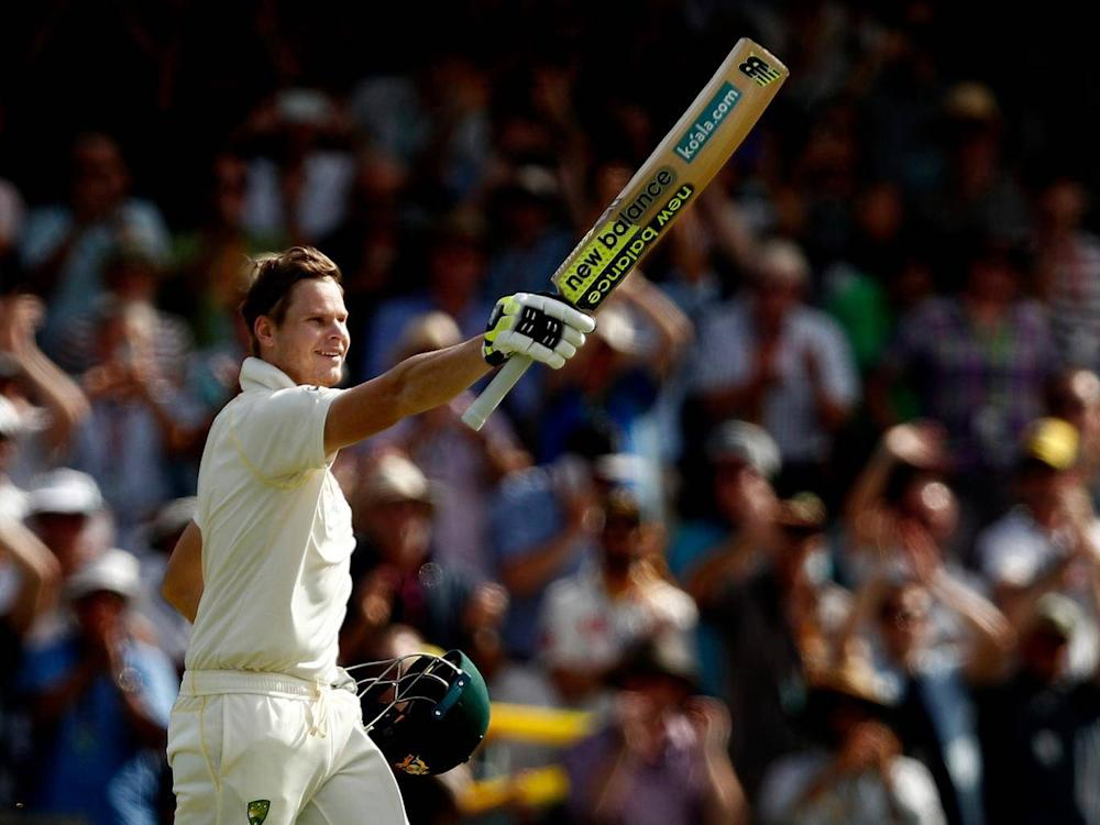 Smith has put England to the sword on this tour (Getty)