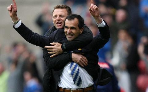 """There will be one Englishman inside the Kaliningrad Stadium on Thursday evening who will definitely not be rooting for his own country. Graeme Jones is Roberto Martinez's loyal and long-standing No 2 and there is nothing that would bring a bigger smile to the one-time postman's face than a Belgium victory at the expense of the friend and manager with whom he studied for his Uefa Pro Licence. Jones hit it off with Gareth Southgate on the course, although, of all the candidates on it, it was not the future England manager who ended up being recognised for his outstanding contribution, but Jones. """"Graeme won the award for effectively being the best student,"""" recalled Graham Barrow, who was the first-team coach at Wigan Athletic during Jones and Martinez's four years at the club. """"Graeme used to mention Gareth quite a lot. We'd talk and it was 'Gareth this, Gareth that' so it was clear they'd got on well. Sometimes people just hit it off."""" That has certainly been the case with Jones and Martinez. Martinez had already been at Wigan 12 months as a player when Jones, an old fashioned centre-forward, joined from Doncaster Rovers in 1996 after several years doing the rounds on the non-league circuit in his native North-East following his release by Millwall. They were paired together for some stretching exercises and instantly clicked. When Jones later moved his family back to Tyneside, Martinez invited him to stay at his house in Wigan two nights a week. A no-nonsense guy from Gateshead and a cultivated Catalan from Balaguer are not the most obvious alliance but a budding friendship was forged on the pitch and over regular dinners at Milanos, an Italian bistro in the town, and they have been largely inseparable ever since. When Martinez was appointed Swansea City manager in 2007, he asked Jones to be his assistant, a role he has also held at Wigan, Everton and now Belgium. England vs Belgium: Our writers pick their starting XI for group winner decider """"It is a bit of odd co"""