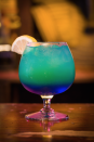 """<p>The gradient in this cocktail happens when you first pour the liqueurs and then top it off with pineapple juice. </p><p><em>Get the recipe from <a href=""""https://www.delish.com/cooking/recipe-ideas/recipes/a43892/sweet-poison-cocktail/"""" rel=""""nofollow noopener"""" target=""""_blank"""" data-ylk=""""slk:Delish"""" class=""""link rapid-noclick-resp"""">Delish</a>.</em></p>"""