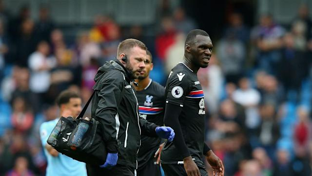 Roy Hodgson will have to try and lift Crystal Palace off the bottom of the Premier League without the injured Christian Benteke.