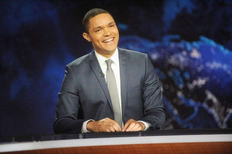It's hard to remember a time when The Daily Show wasn't up for at least one Emmy Award. (We checked: It was 2001.) Apparently, incoming host Trevor Noah still has a lot to prove to awards voters as well as audiences, because his Daily Show came up empty in his freshman season in Jon Stewart's old chair. -- EA (Credit: Comedy Central)
