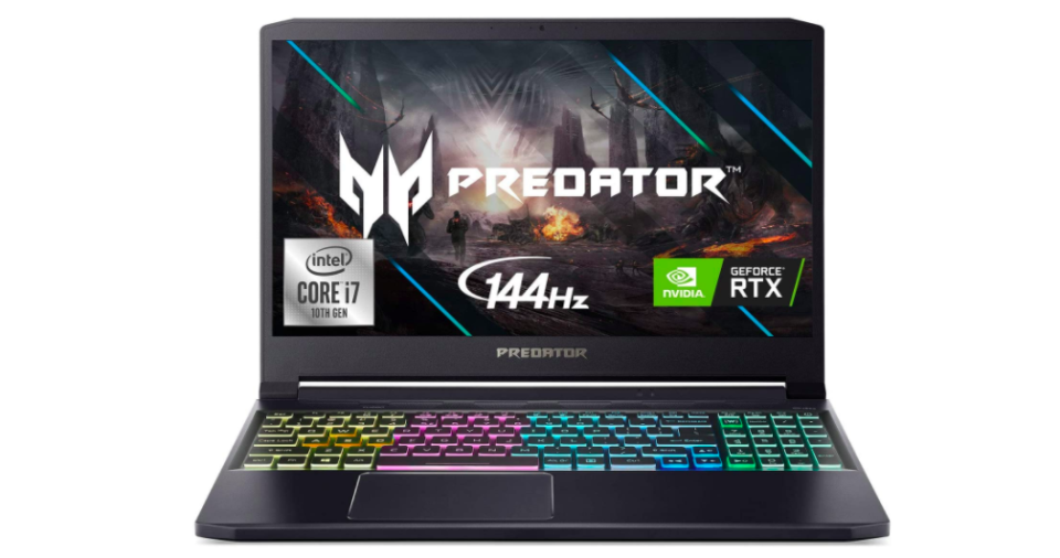Game smarter with this laptop. (Photo: Amazon)