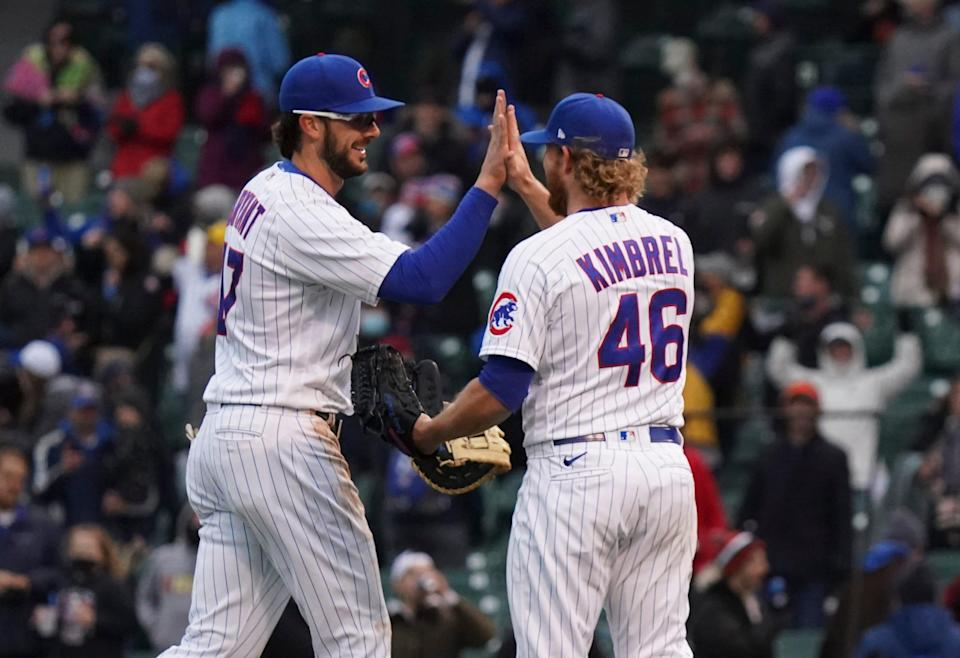 Kris Bryant and Craig Kimbrel could be traded by the Cubs by the deadline.