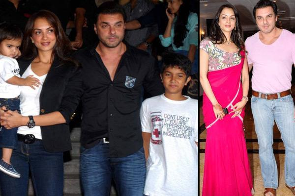 Celeb Kids, Sohail and Seema Khan