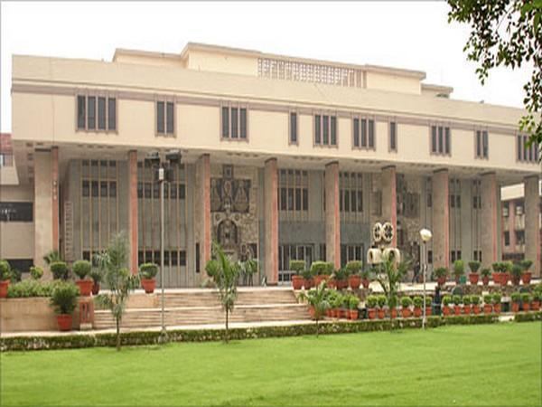 Picture Courtsey Delhi High Court Official Website