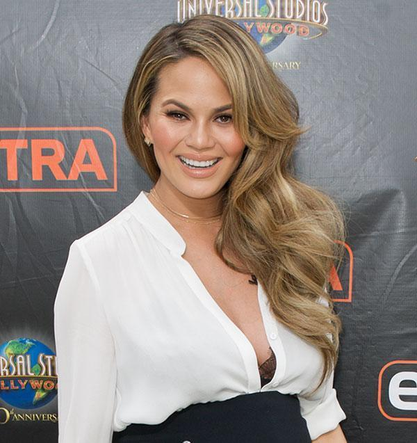 <br>As Chrissy Teigen prepares to become a mum for the first time, she decided it was time for a fresh 'do, chopping inches off her long locks, the pregnant supermodel took to Instagram to show off her new look.