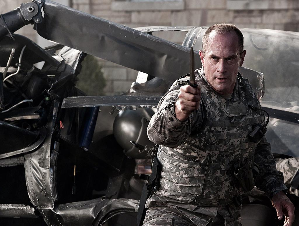 CHRISTOPHER MELONI as Colonel Nathan Hardy in Warner Bros. Pictures? and Legendary Pictures? action adventure ?MAN OF STEEL,? a Warner Bros. Pictures release.