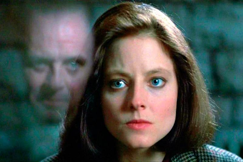 Jodie Foster as Clarice Starling in Silence of the Lambs (Credit: Orion Pictures)